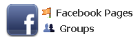 Facebook Groups and Pages